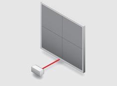 Kontrolery dla pojedynczych ścian graficznych