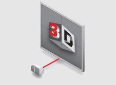 Kontrolery ścian graficznych obsługujące stereoskopowe obrazy 3D