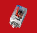 """Przekaźniki elektromagnetyczne """"wtykowe"""" i styczniki pomocnicze"""