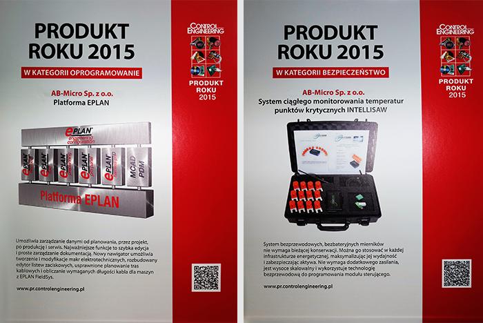 Wyróżnienia Control-Engineering-Polska