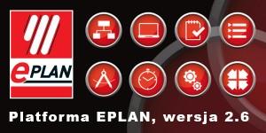 Platforma EPLAN 2.6 jest już dostępna!