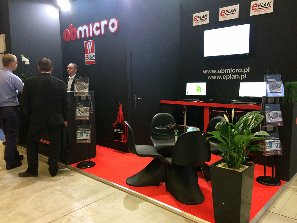 AB-Micro na targach HAPES 2016