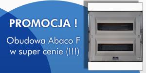 Obudowa Abaco F w super cenie!