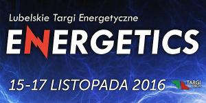Zapraszamy na targi ENERGETICS 2016!