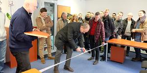 Otwarcie nowego biura Pionu Nowoczesnej Elektrotechniki