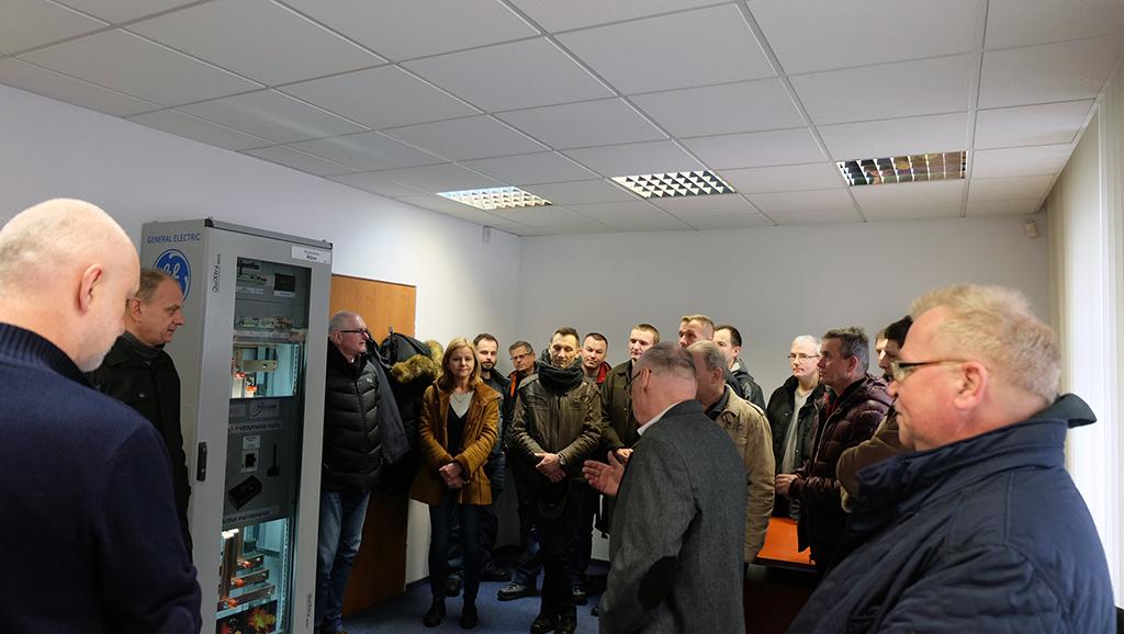 Otwarcie nowego biura Pionu Innowacyjnej Elektrotechniki