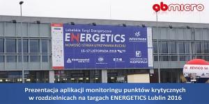 Prezentacja aplikacji monitoringu punktów krytycznych w rozdzielnicach