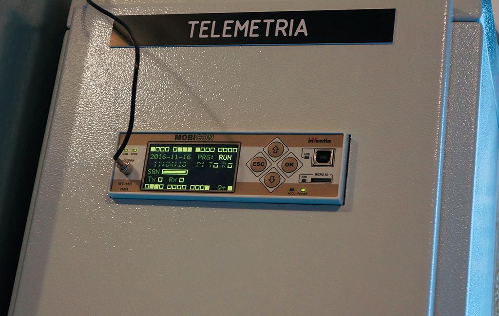 Predykcyjny system dozoru w energetyce