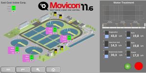 Movicon 11.6 – najnowsza wersja sytemu wykorzystuje HTML5!